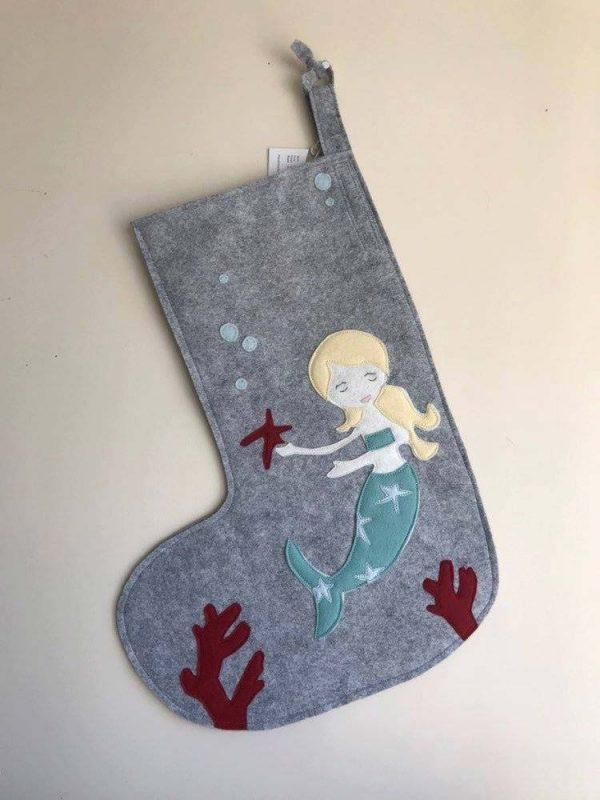 Mermaid Stocking