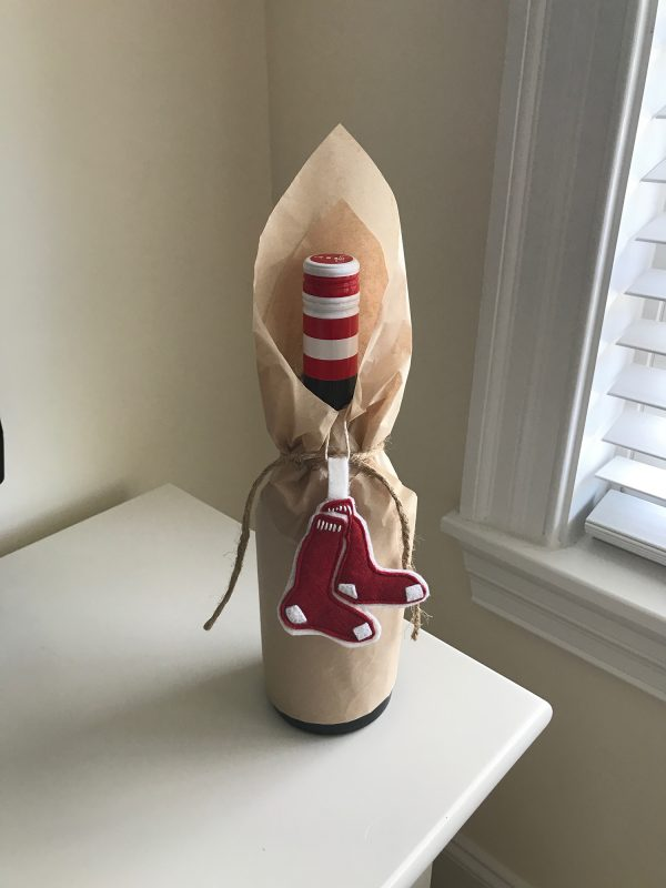 Hostess Gift for the red sox lover