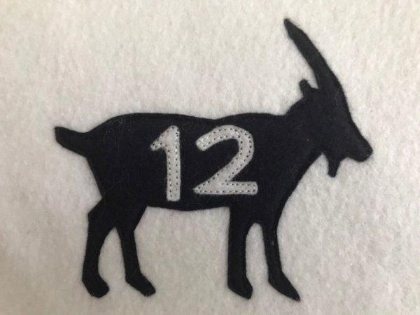 Tom Brady #12 Goat